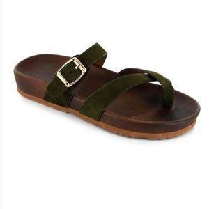 Corky's Footwear Khaki Heavenly Sandals